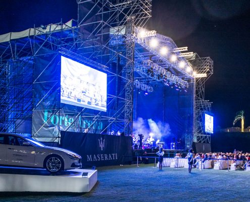 Maserati Forte Arena